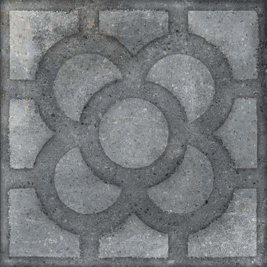 Obklad/dlažba Acorn Grafito 20x20 cm, mat