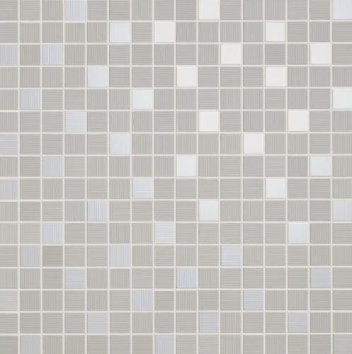 Mosaic Grigio, 35x35x1,05cm (1,9x1,9cm) lesk, série Acqua