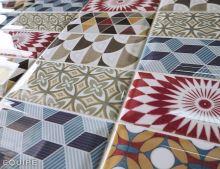 Obklad Patchwork colours 7,5x15cm