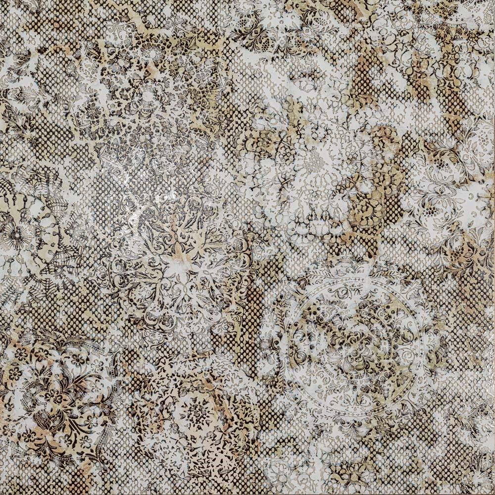 Obklad/dlažba Beige 99,55x99,55 cm, pololesk