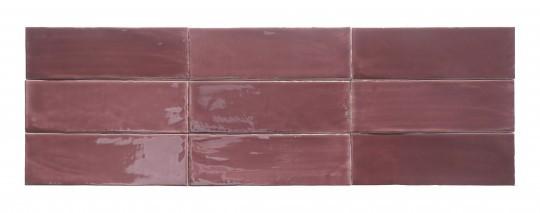 Obklad Tabarca Granate 7,5x23 cm, lesk