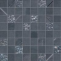 Obklad Mosaico Navy 30x30 cm, mat