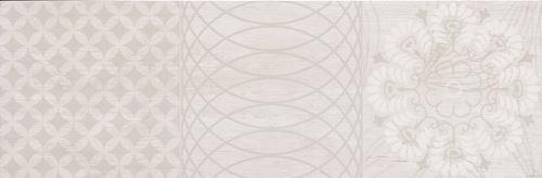 Dekor Grey Noveau Mix B 20x60cm, mat