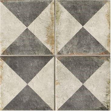 Obklad/dlažba Triangoli 22,5x22,5 cm, matt