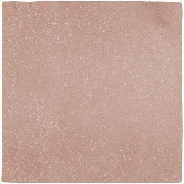 Obklad Coral Pink 13,2x13,2 cm, mat