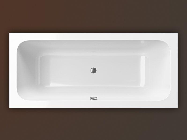 Vana Milo Slim 1705x755 mm, litý akrylát