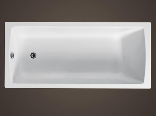 Vana Smart 1600x725 mm, litý akrylát