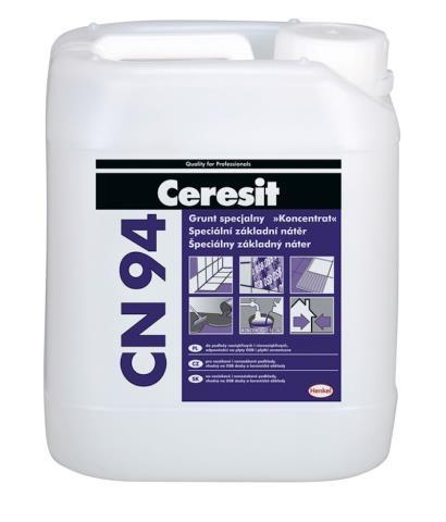 Speciální penetrační nátěr Ceresit CN94