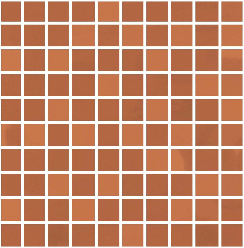Mozaika Arancio Mix 30x30cm, mat