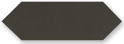Obklad Cupidón Dark Grey Brillo Liso, 10x30 cm, lesk