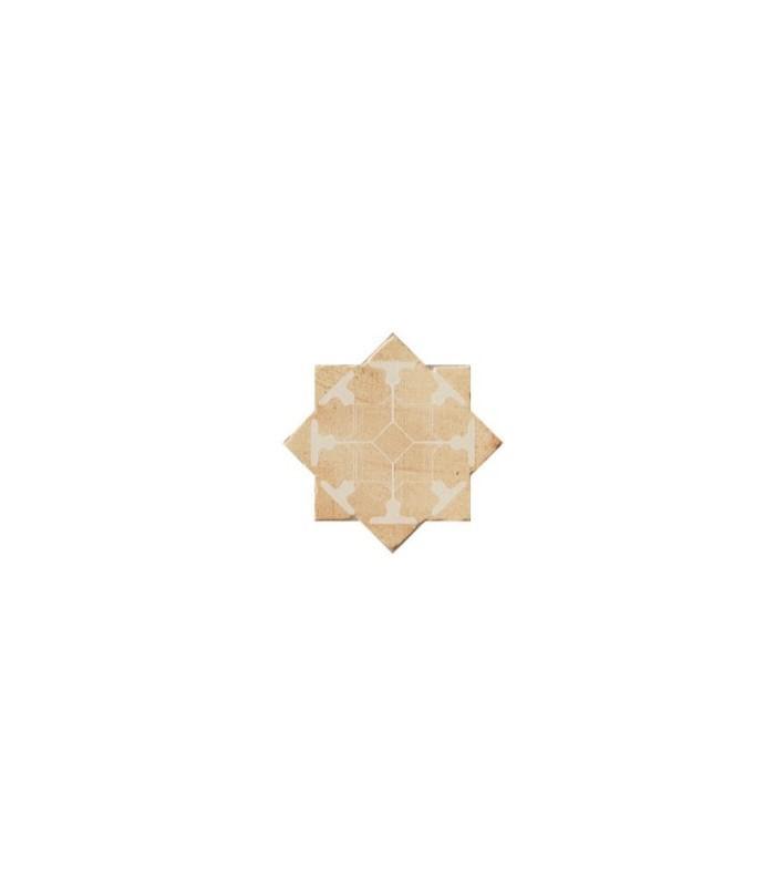 Dlažba Star Temple Fire 15,5x15,5 cm, mat