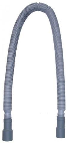 Pračková hadice odpadní - roztažná, 1-3m, drží tvar, série Pračkové hadice