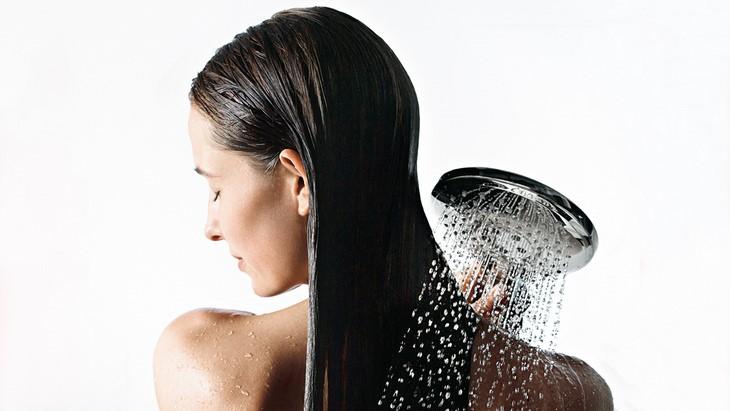 Série Sprchový program