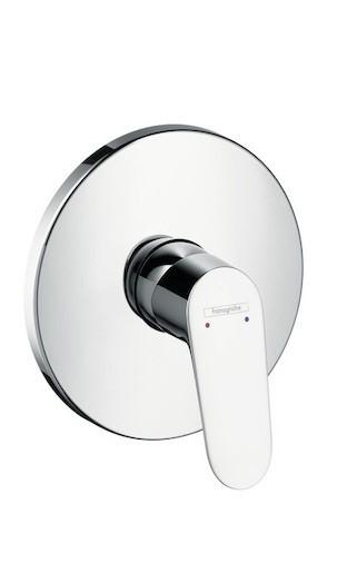 Páková sprchová baterie pod omítku, chrom, série Focus