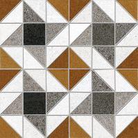 Obklad/dlažba Évry-R Rojizo 20x20 cm, matt